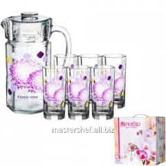 Set for juice (kuvshin1,5l stakan240ml) In a
