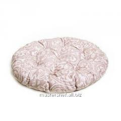 Подушка на стул круглаяФрескаD-40см ТМ Прованс Класик