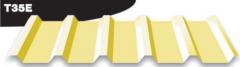 Профильные листы,профильные листы Т35Е,профнастил цветной,профнастилы, купить профильные листы, стройматериалы, металлоизделия строительного назначения,Згуровка, Украина