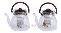 Teapot of zavarochny 1400 ml. Wellberg WB 6853