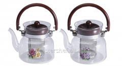 Teapot of zavarochny 600 ml. Wellberg WB 6850