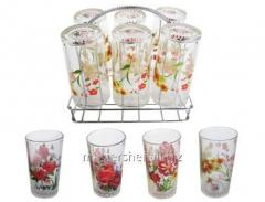Set of glasses on a rack of 240 ml, a code 7210