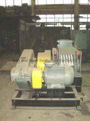 Briquetting press roller. Model EMB-23 MS.
