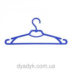 Coat hanger nurseries, set of 5 pieces. Blue