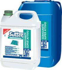 Degreaser for cleaning at SF120 restaurants