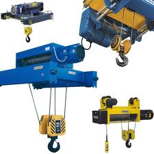 Telphers, cranes cable