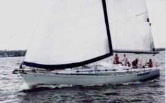 Яхта круизная парусно-моторная NAVIGAL 1450