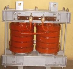 Трансформаторы силовые сухие типа ОСУ; ОЭСУ;...