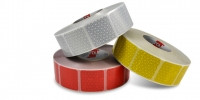 Tape for planimetric marking of Reflexite VC104 an