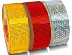 Tape for planimetric marking of Reflexite the
