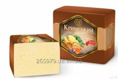 Cheese Crimean Club of Cheese of 50%