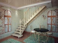 Лестницы деревянные для самостоятельной сборки