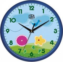 Детские настенные часы, код: 01 Bl 46