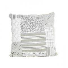 Pillowcase decorative TM Provence patch workc lace