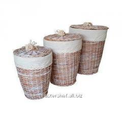 Laundry basket of average 50 cm of TM Provence,