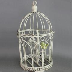 Decorative candlestick the Birdie in a cage of 30