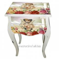 Angela's little table of 79,5х51х30 cm, code: