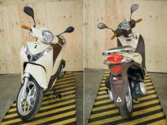 Новый Honda SH Mode 125 с документами