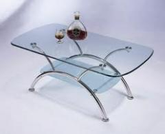 Стеклянные столы: Разделочные, Кухонные,