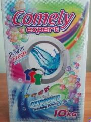 Comely expert laundry detergent of 10 kg