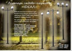 Lamp polen