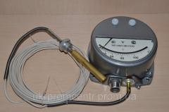 The thermometer manometrical signaling TKP-160sg,