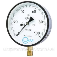 Manometer, manovakuummetr and vacuum gage MP4-Uf,