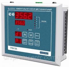 Measuring instrument regulator universal