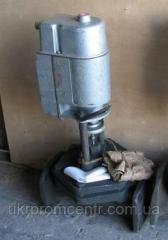 Клапан запорный с электромагнитным приводом...