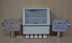Gas signaling device industrial Warta 1-03.14