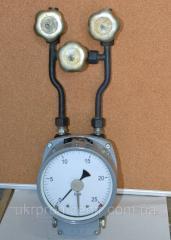 Differential manometer (difmanometr)