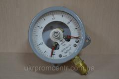 Compound pressure gage electrocontact Da2010sg