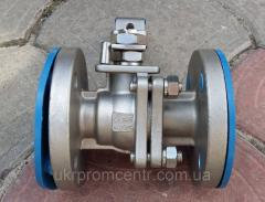 Crane sharovy corrosion-proof full bore flange