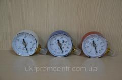 The manometer MP2-Uf for measurement of pressure