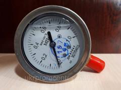 Manometer, vacuum gage and manovakuummetr