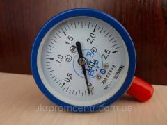 The DM05063 O2 manometer, C2H2 for measurement of