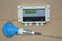 Sensor indicator of the RIS-101, RIS-121 level