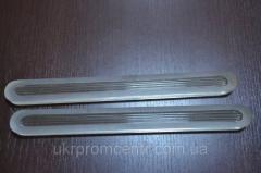 Glass water-indicating corrugated Klingera