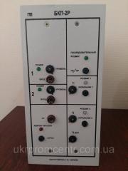 Блок контроля пламени двухканальный БКП-2Р