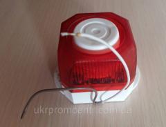 Light-sound annunciator C-03C Duet (internal)