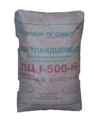 Цемент м500 для производства бетонных изделий