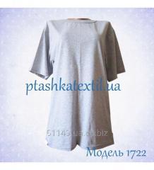 T-shirt gray cooler model 1722