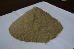 A mixture of high protein feed