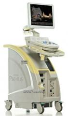 Ultrasonography the device from HITACHI Preirus,
