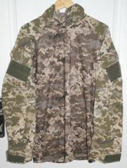 La camisa táctica el Pixel nats.gvardiya