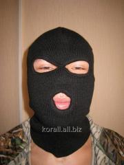 Шапка маска 3 прорези