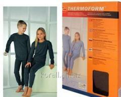 Термобелье детское