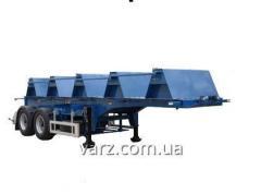 The semi-trailer - the VARZ-NPM platform