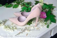 Shade shoes powder