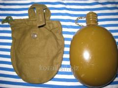 The flask is army